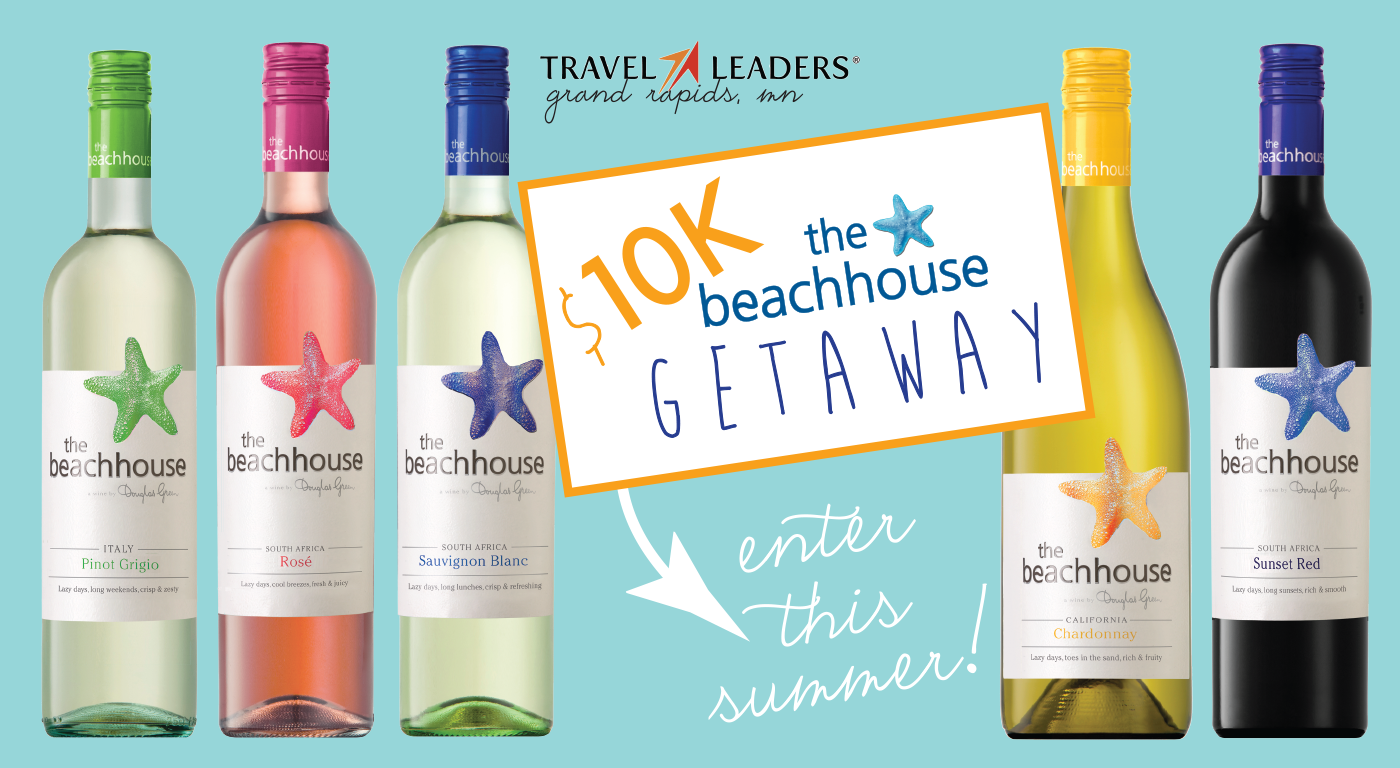 The Beachhouse Wines Giveaway